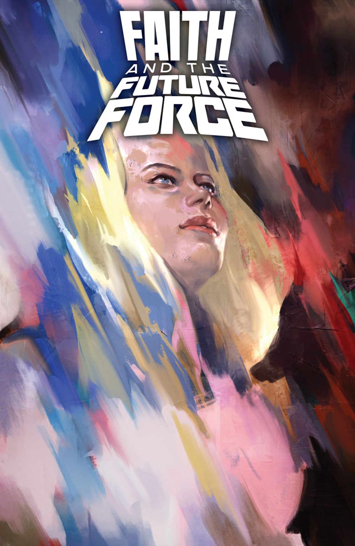 FAITH AND THE FUTURE FORCE #1 (OF 4) CVR A DJURDJEVIC