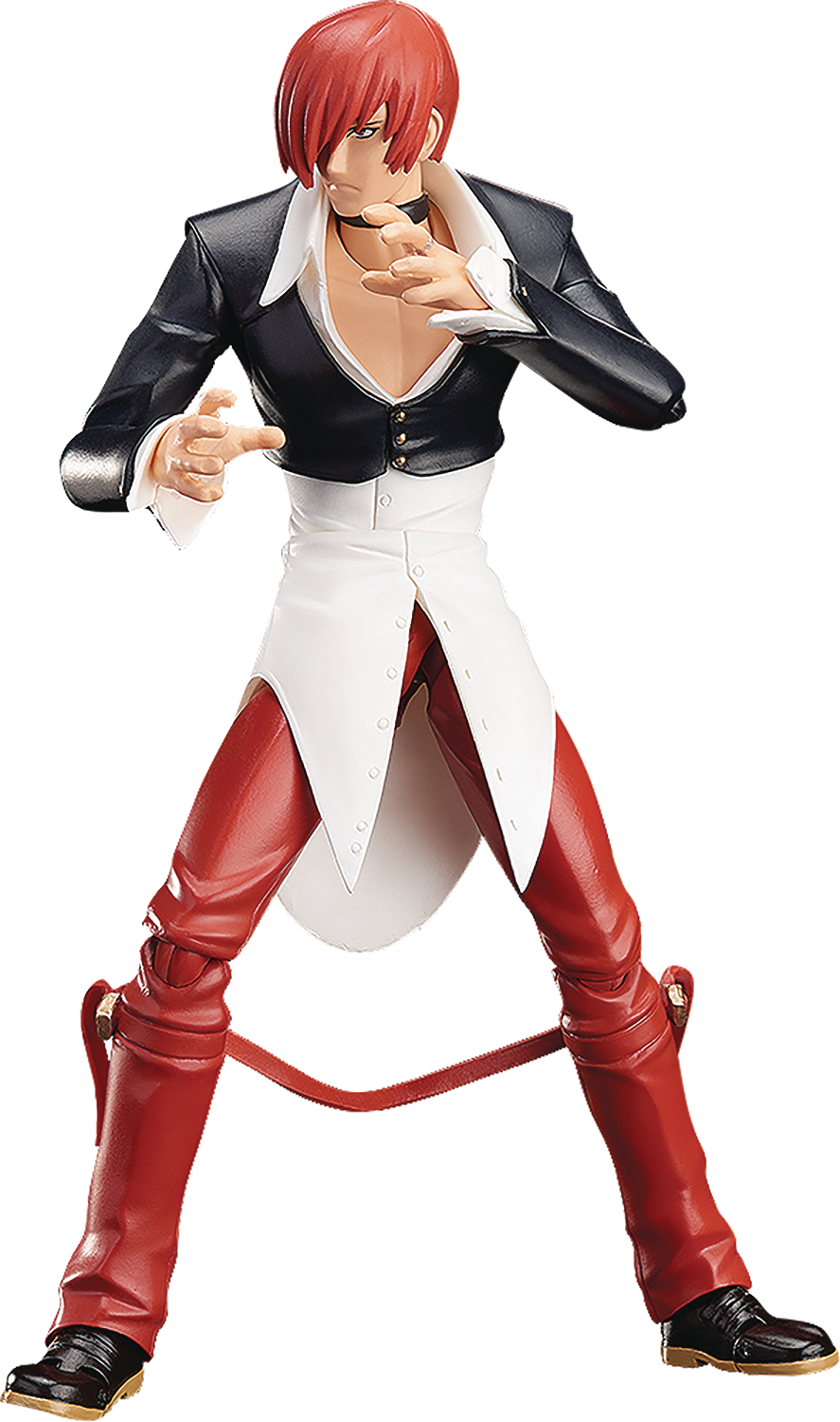 KING OF FIGHTERS 98 ULTIMATE MATCH IORI YAGAMI FIGMA