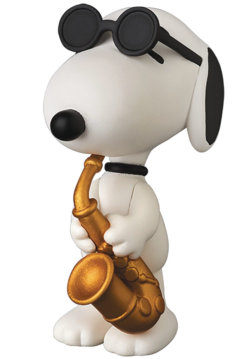 d1b6f6d62e MEDICOM TOY CORPORATION. PEANUTS SAXOPHONE PLAYER SNOOPY UDF FIG SERIES 6