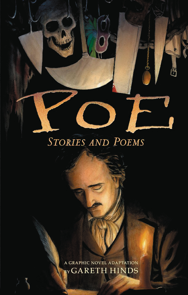 POE STORIES AND POEMS HC GN