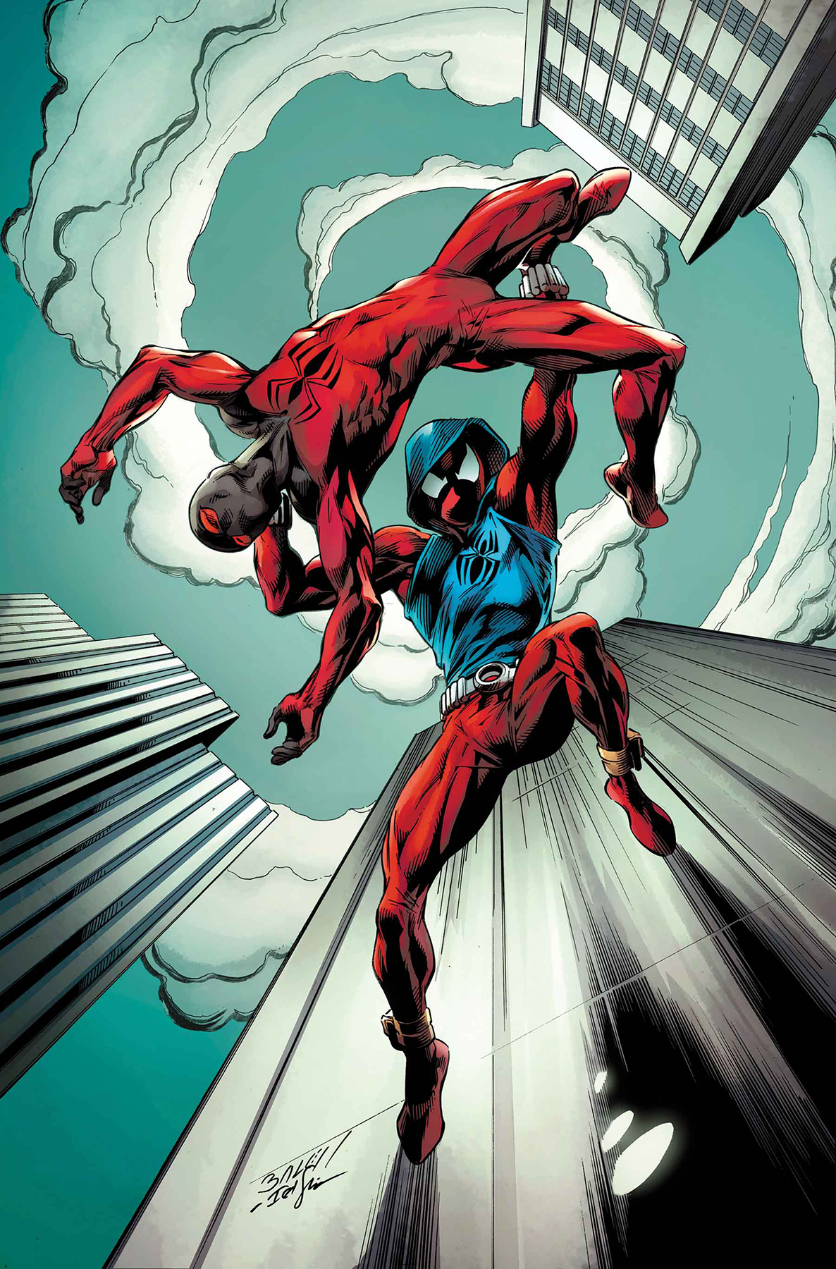 May170849 Ben Reilly Scarlet Spider 5 Previews World