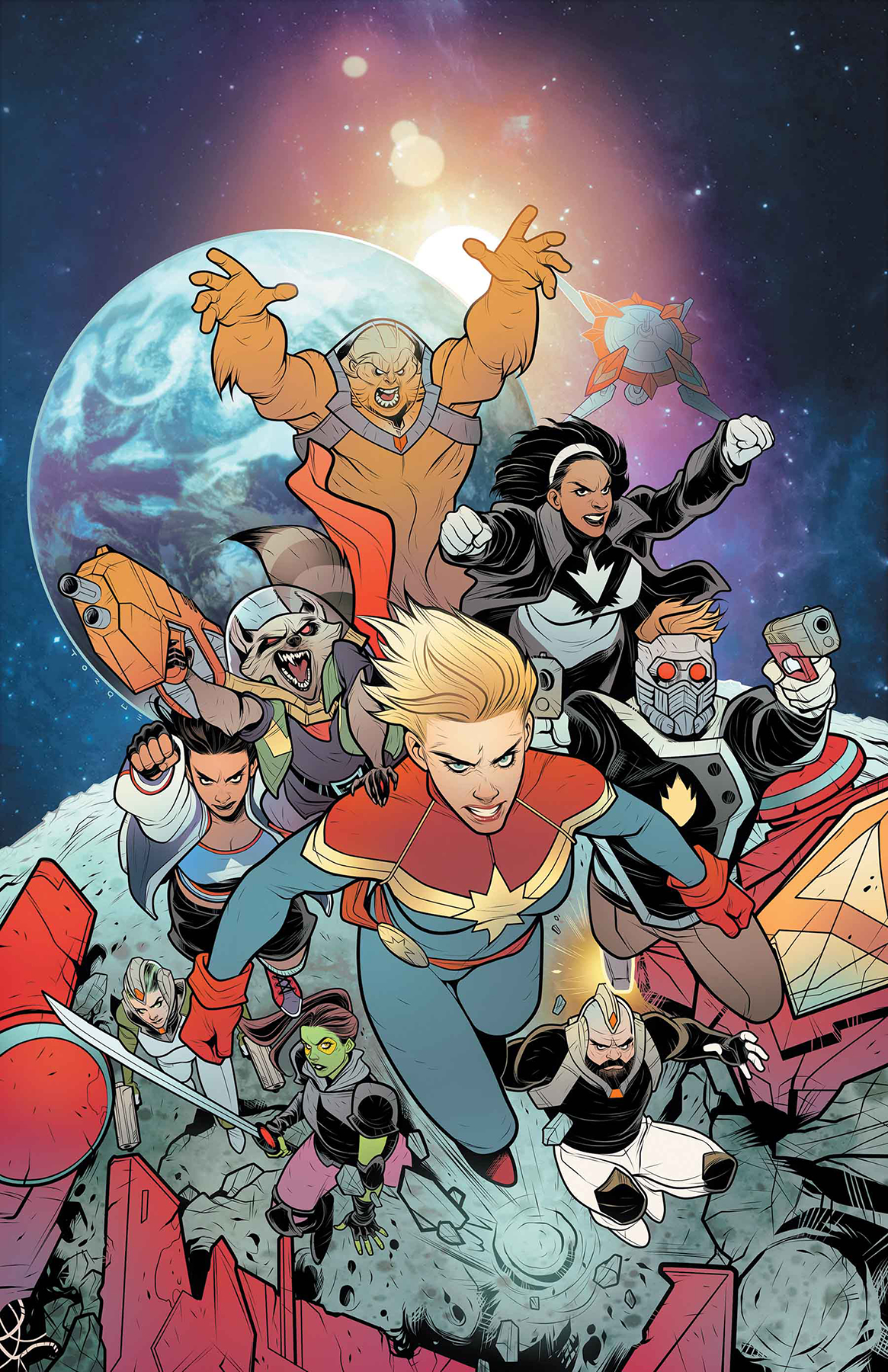 MIGHTY CAPTAIN MARVEL #7 SE