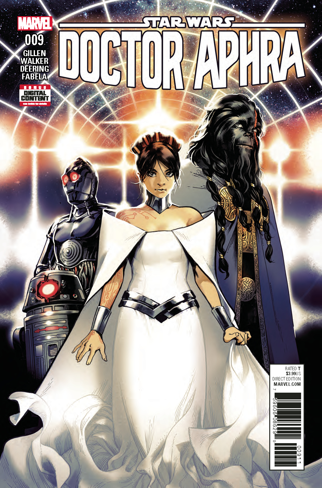 STAR WARS DOCTOR APHRA #9