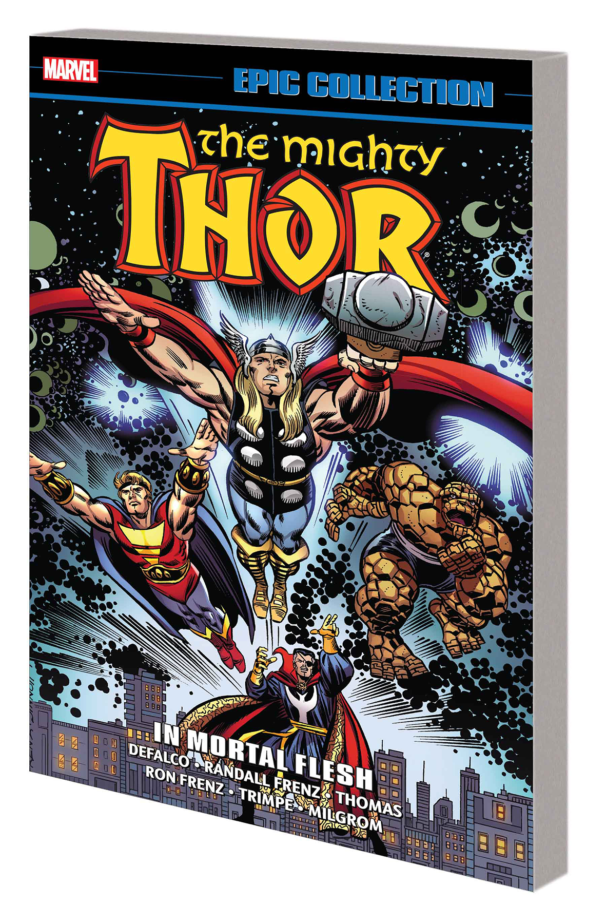 THOR EPIC COLLECTION TP IN MORTAL FLESH