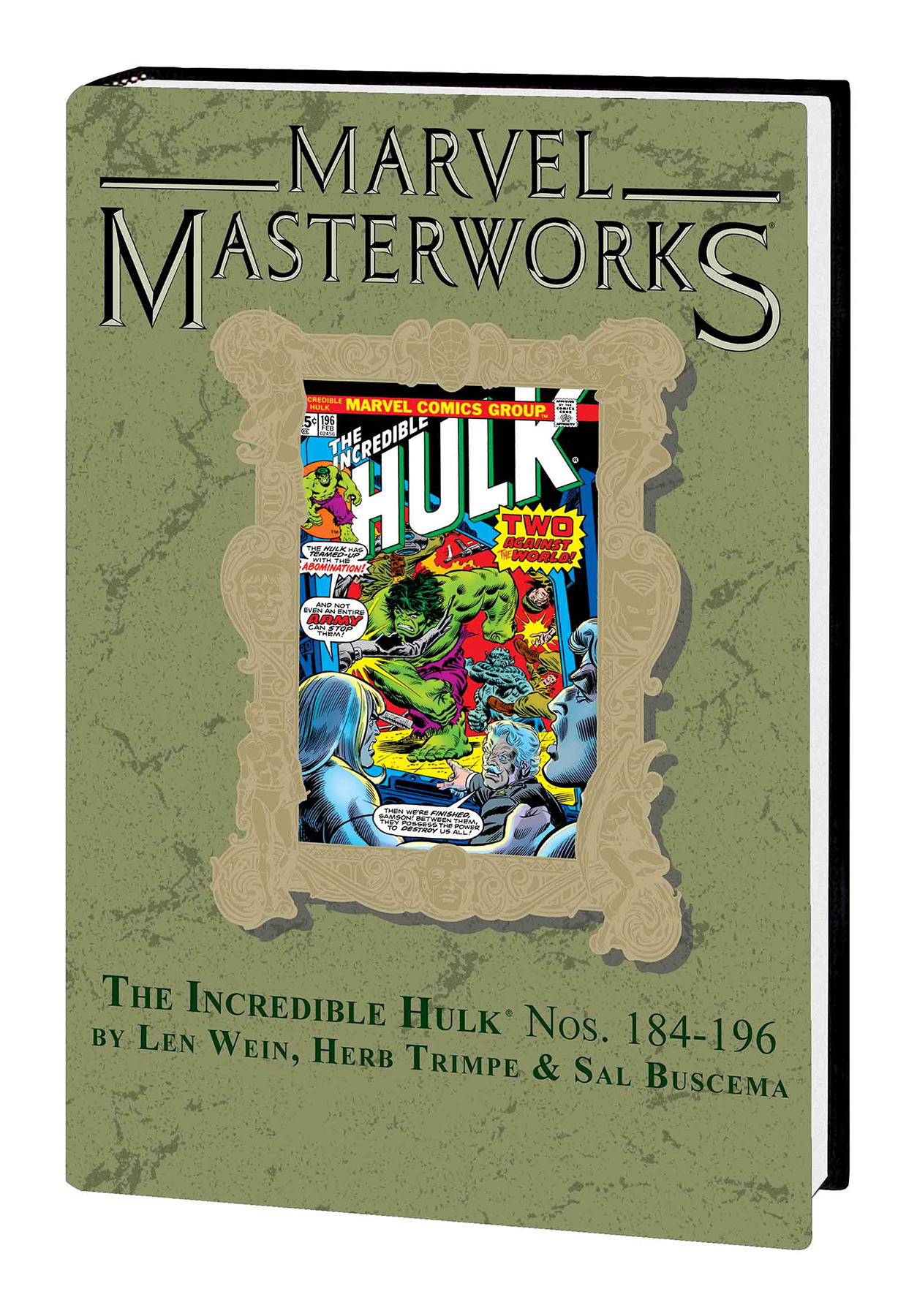 MMW INCREDIBLE HULK HC VOL 11 DM VAR ED 252