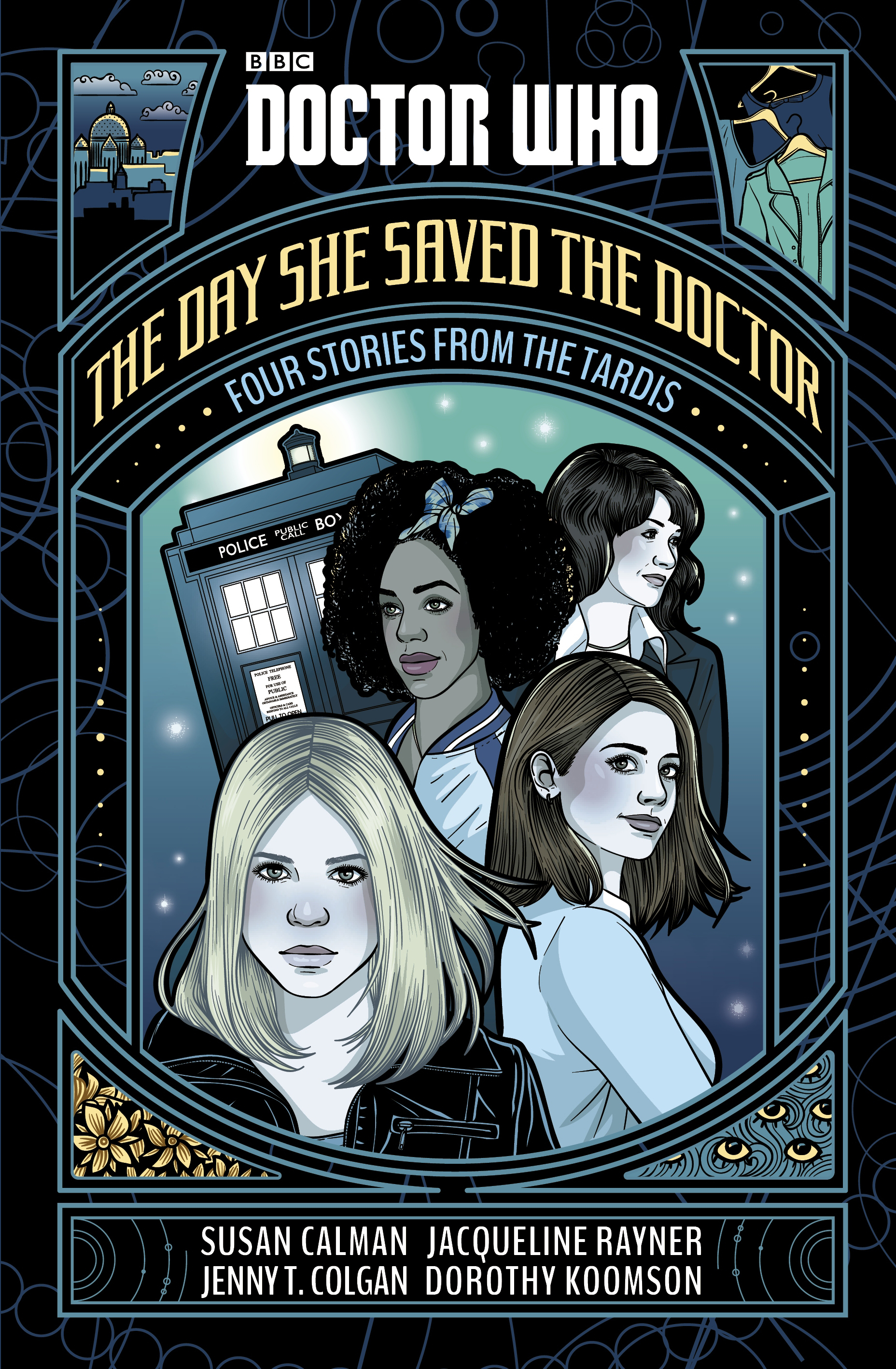 DOCTOR WHO DAY SHE SAVED DOCTOR HC