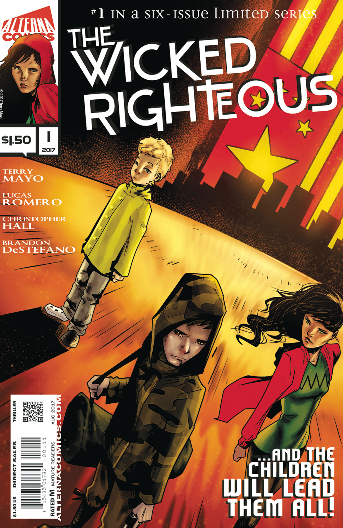 WICKED RIGHTEOUS #1 (OF 6)