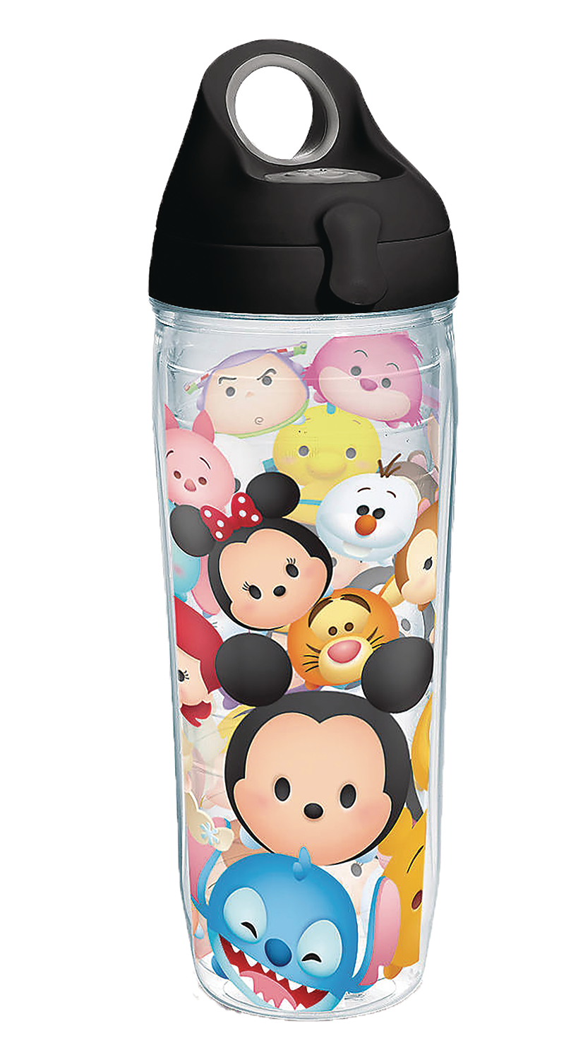 TERVIS DISNEY TSUM-TSUM STACK WATER BOTTLE W/ LID