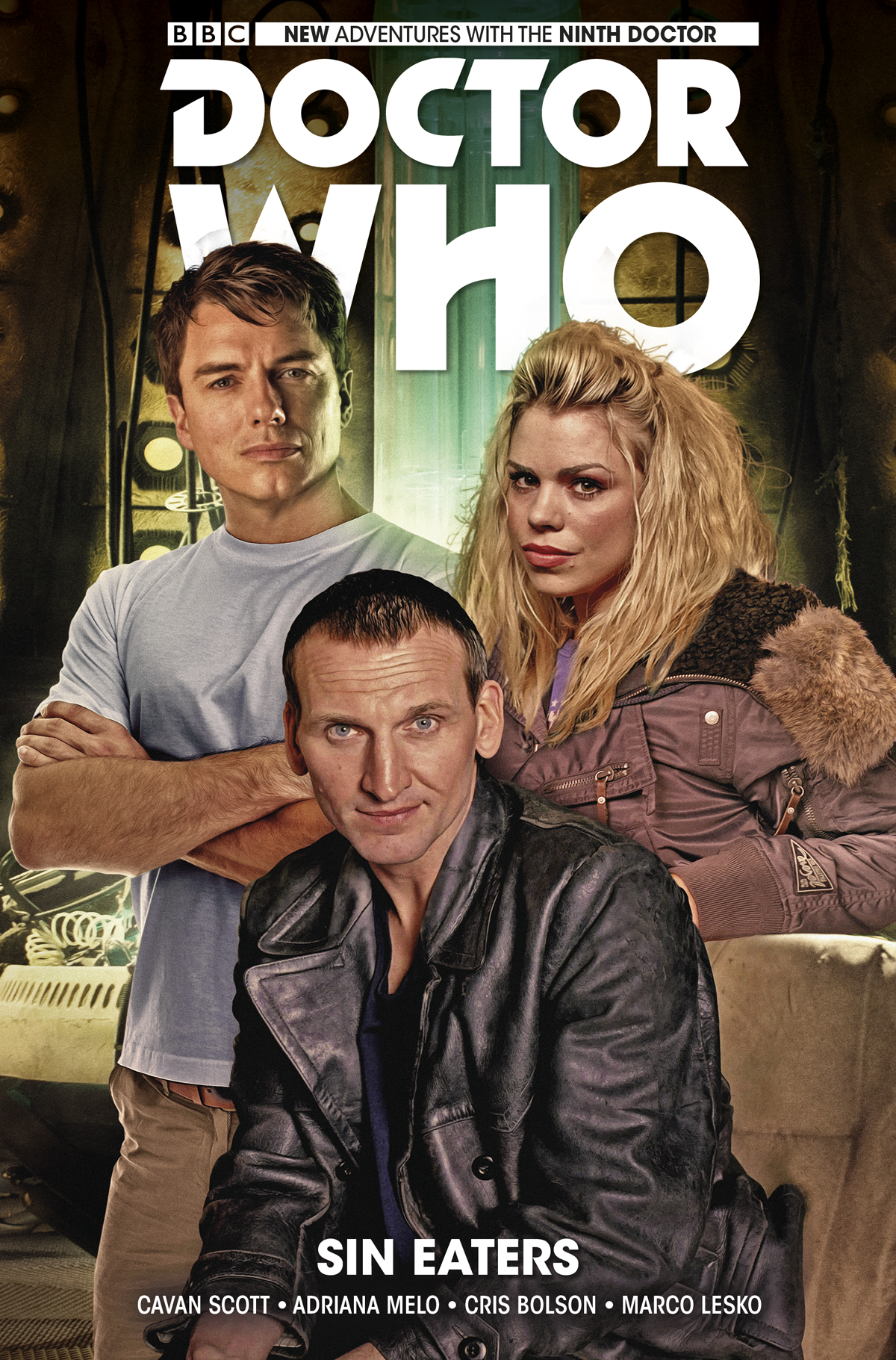DOCTOR WHO 9TH HC VOL 04 SIN EATERS