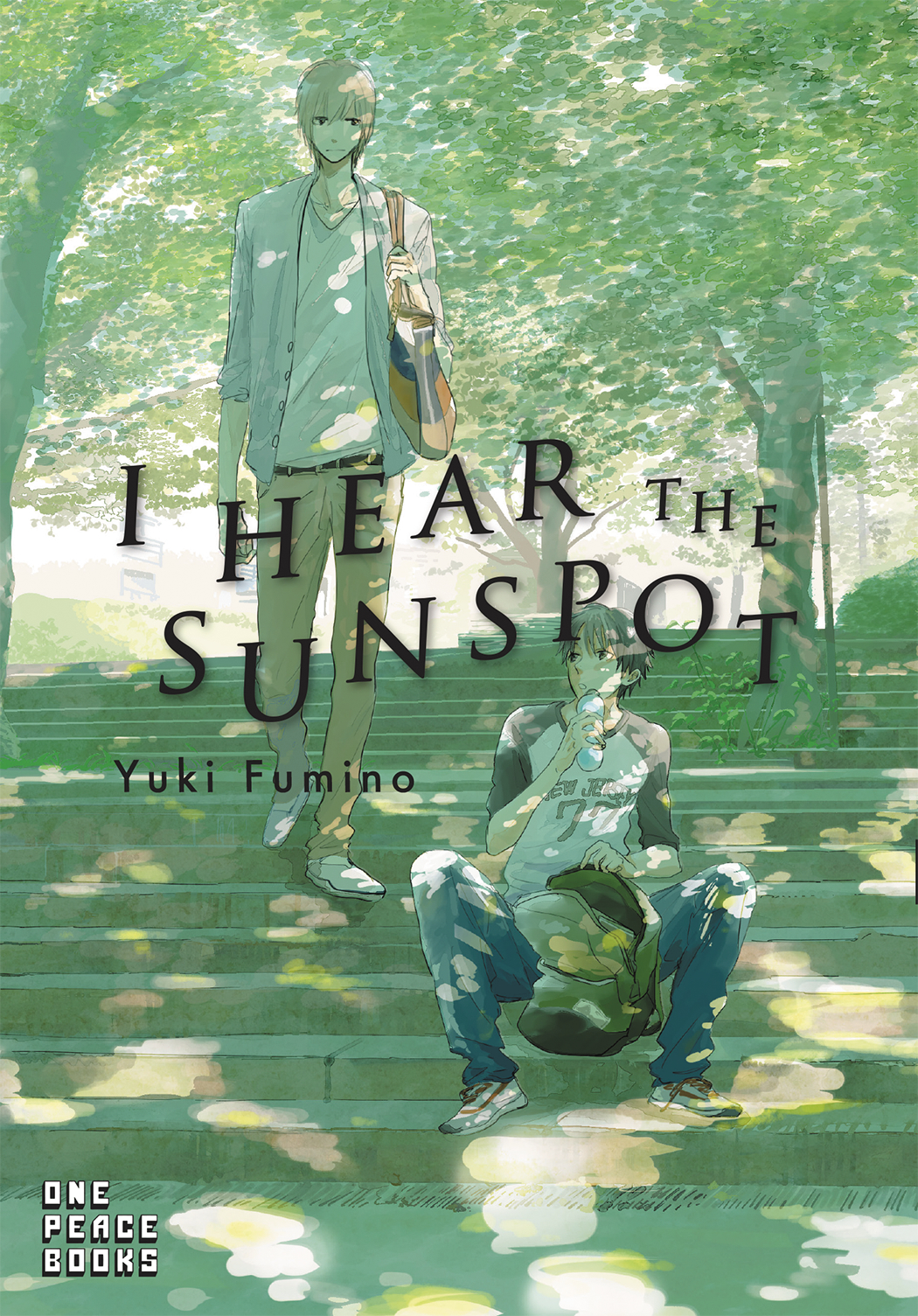I HEAR THE SUNSPOT GN VOL 01 ORIGINAL VOLUME (JUN171829)