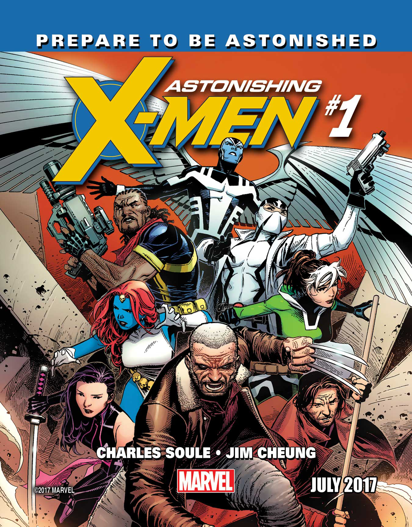 creative writing x men Writer matthew rosenberg has announced on twitter that he will take over astonishing x-men from writer charles soule starting with july's #13 rosenberg has previously written the x-men in phoenix resurrection and new mutants: dead souls  for soule's 12-issue run, each issue was.