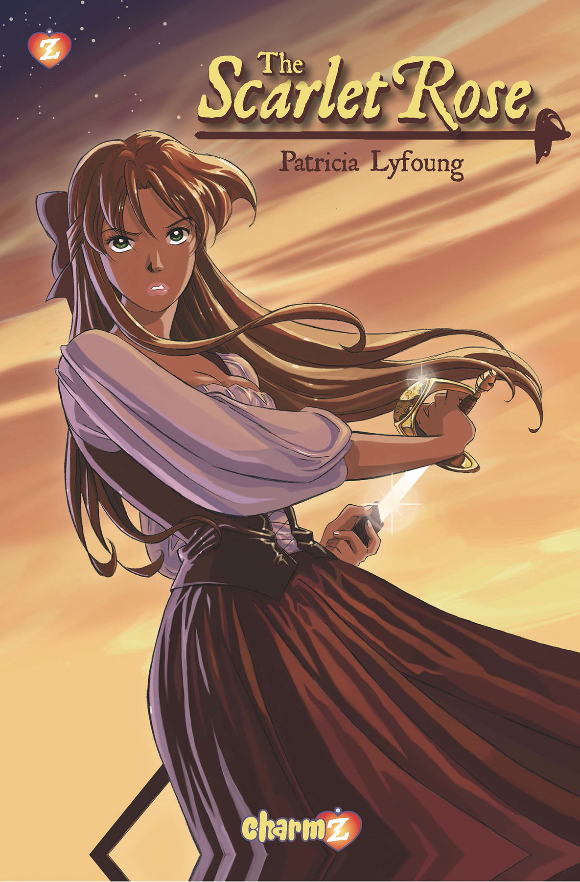 SCARLET ROSE GN VOL 01