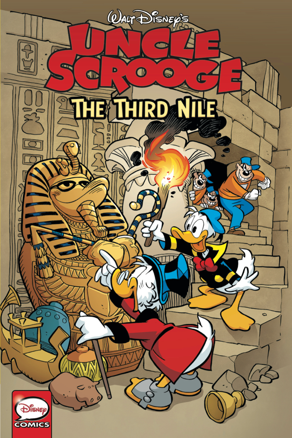 UNCLE SCROOGE THIRD NILE TP