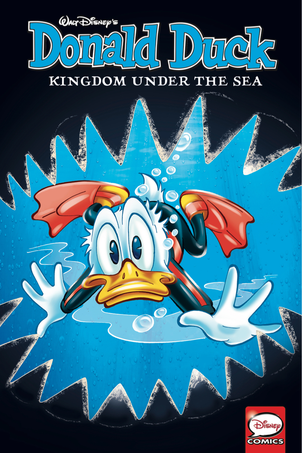 DONALD DUCK TP VOL 07 KINGDOM UNDER THE SEA