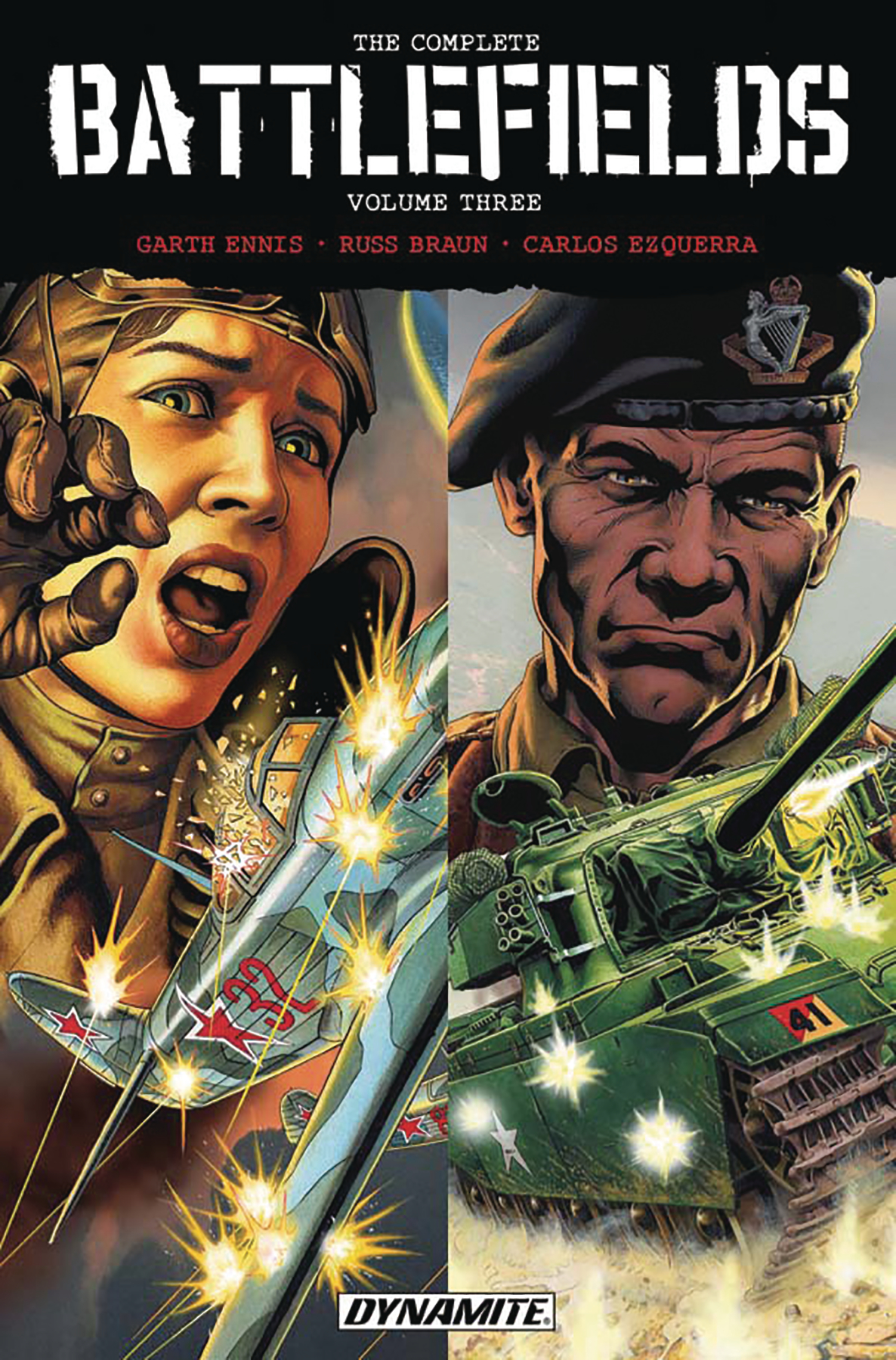 GARTH ENNIS COMPLETE BATTLEFIELDS TP VOL 03