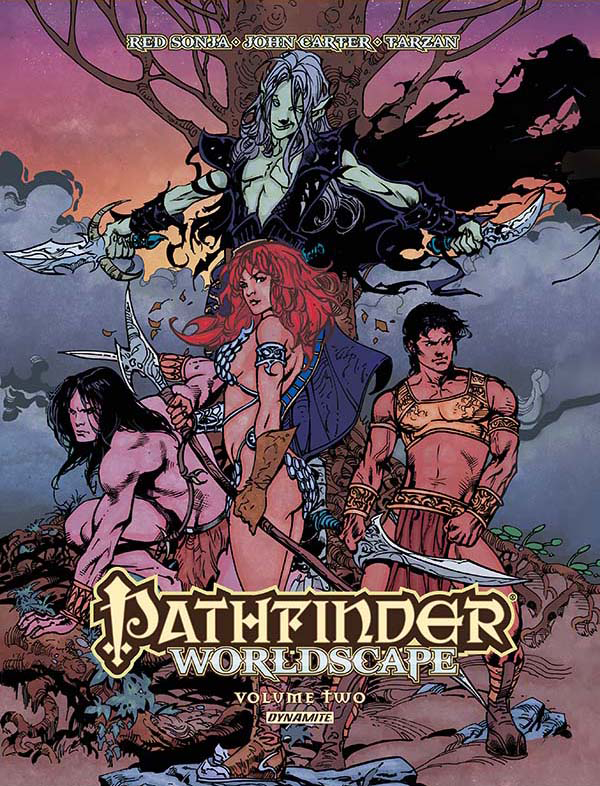 PATHFINDER WORLDSCAPE HC VOL 02