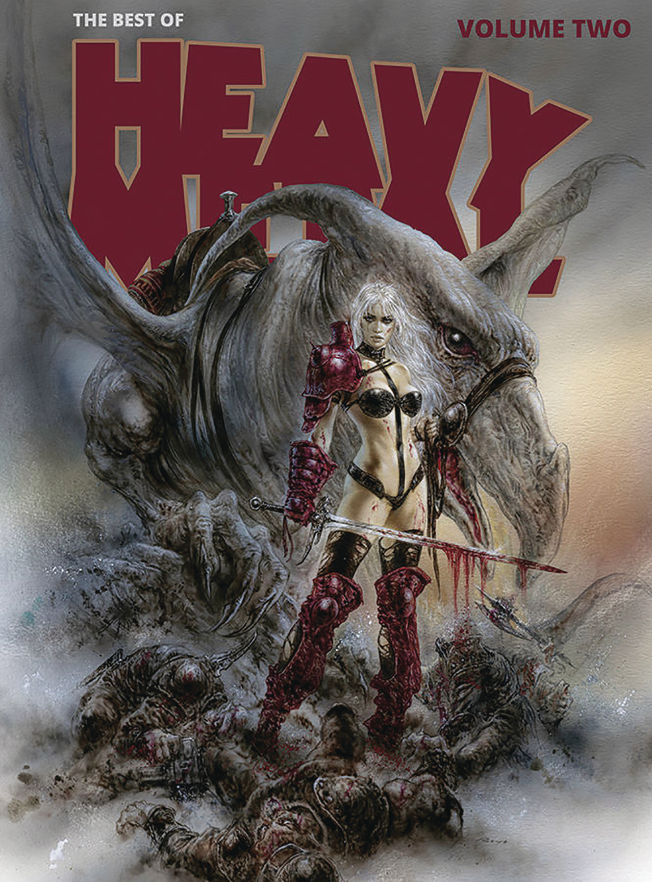 BEST OF HEAVY METAL TP VOL 02 (RES) (MR)