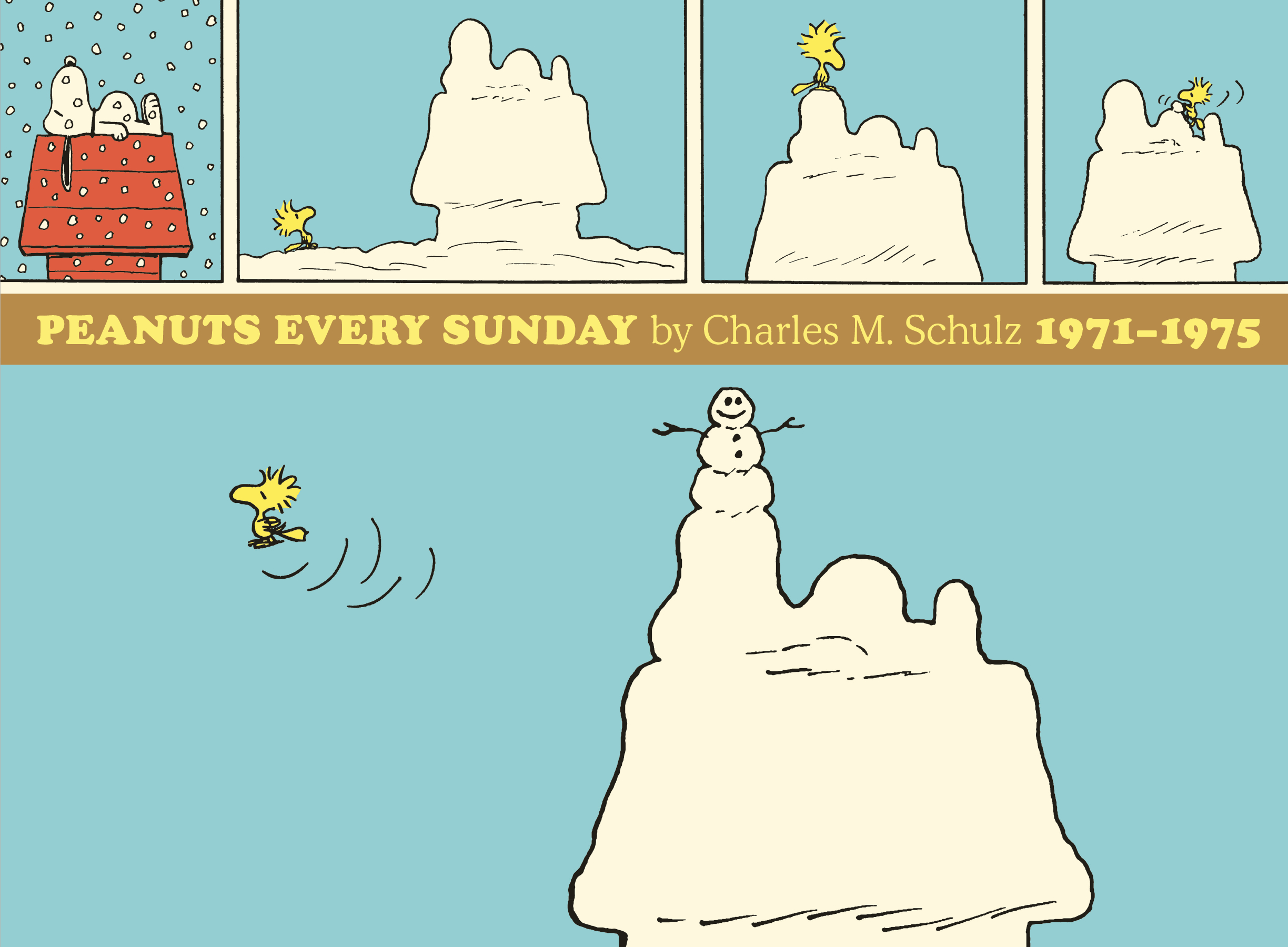 PEANUTS EVERY SUNDAY HC VOL 05 1971-1975