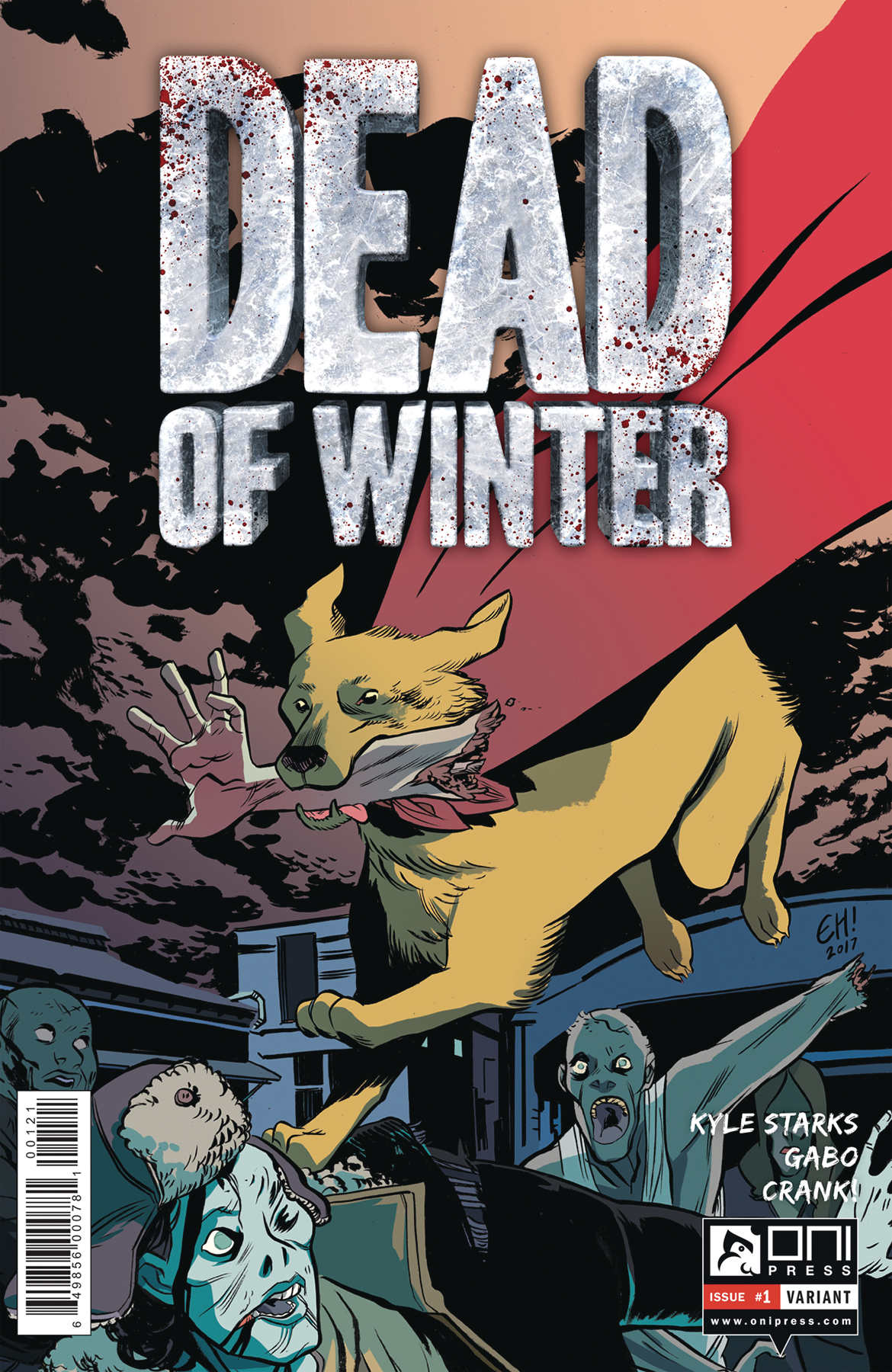 DEAD OF WINTER #1 HENDERSON VAR