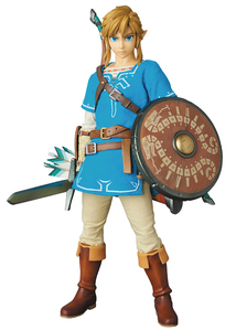 LOZ BREATH OF THE WILD LINK RAH