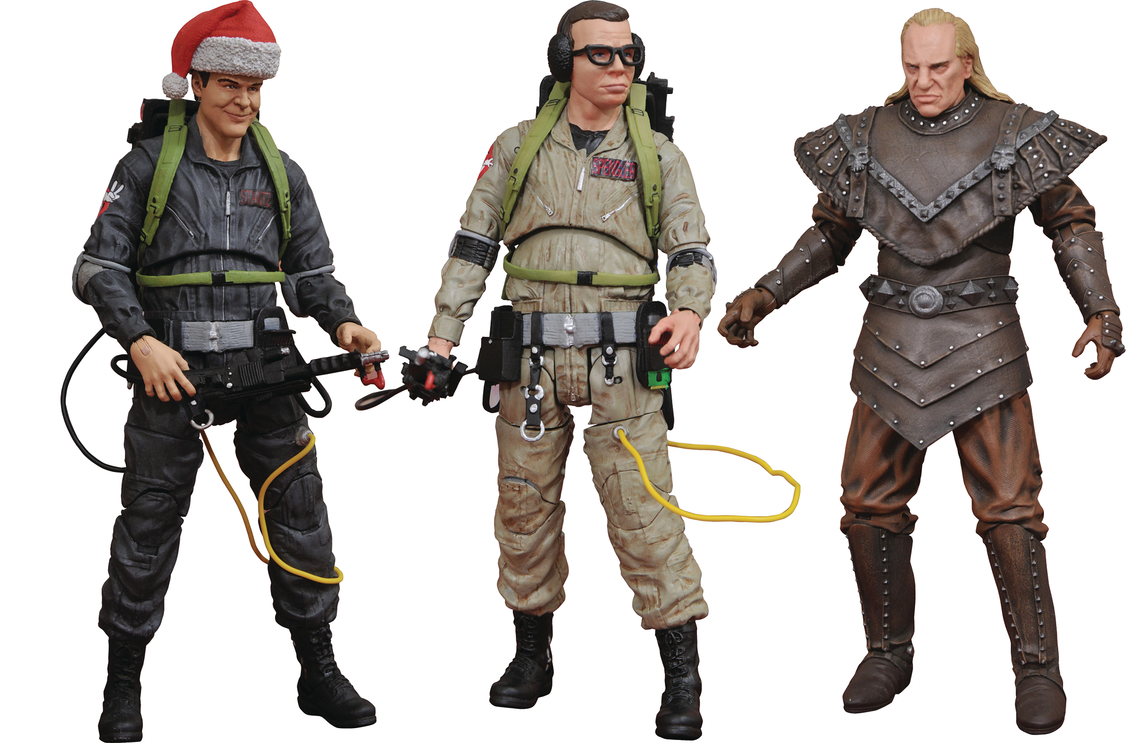 GHOSTBUSTERS 2 SELECT AF SERIES 6 ASST
