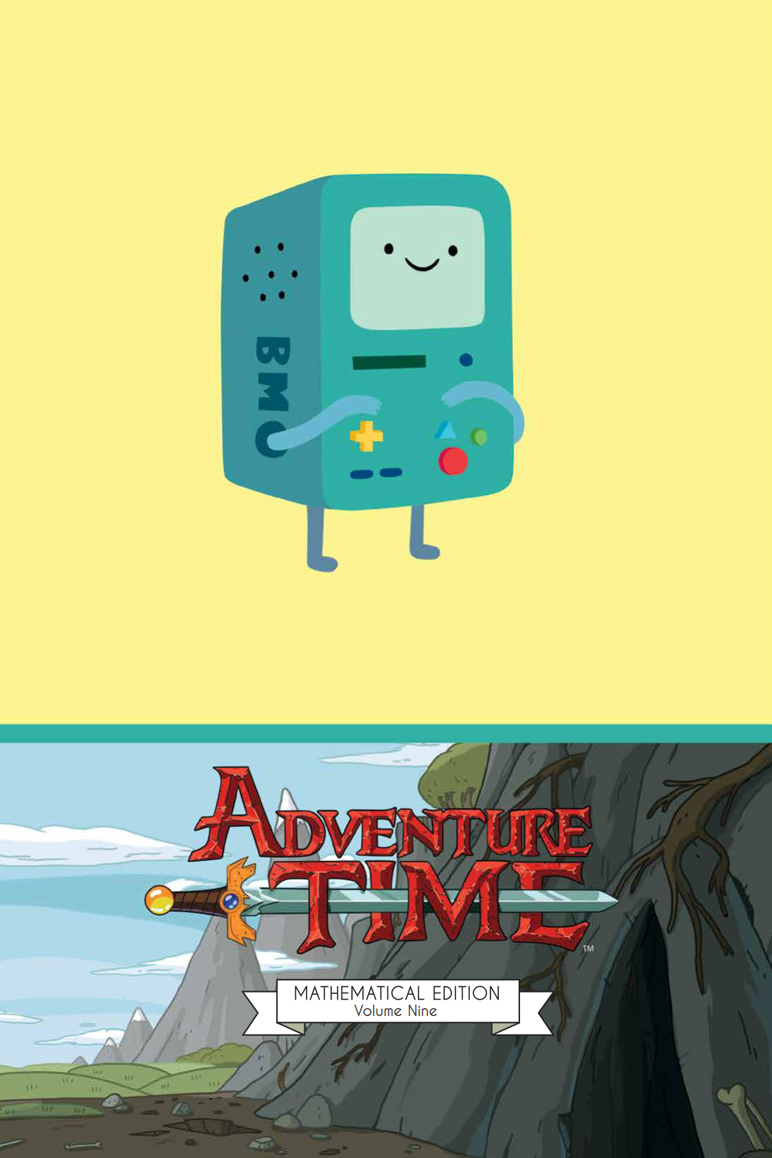 ADVENTURE TIME MATHEMATICAL ED HC VOL 09