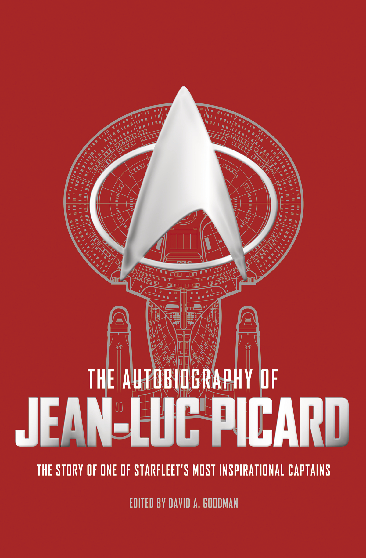 AUTOBIOGRAPHY OF JEAN-LUC PICARD HC