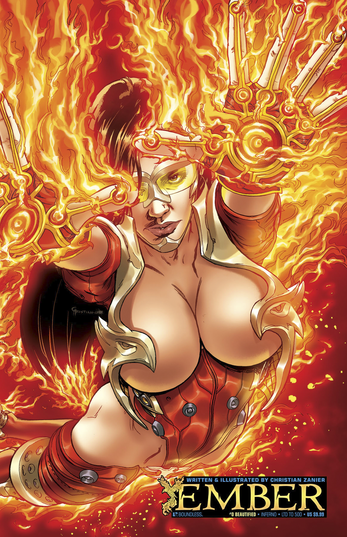 EMBER #0 BEAUTIFIED INFERNO