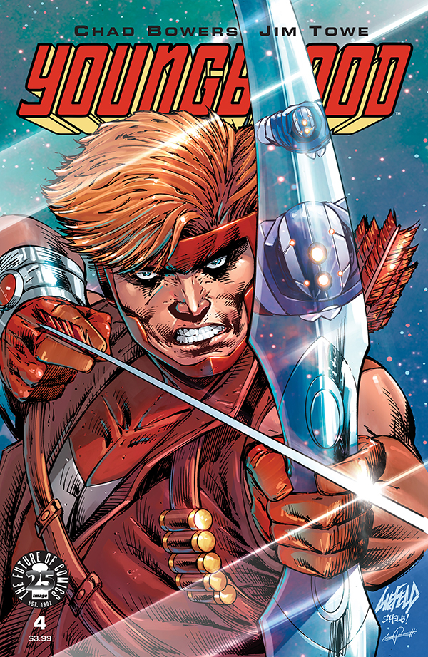 YOUNGBLOOD #4 CVR B LIEFELD