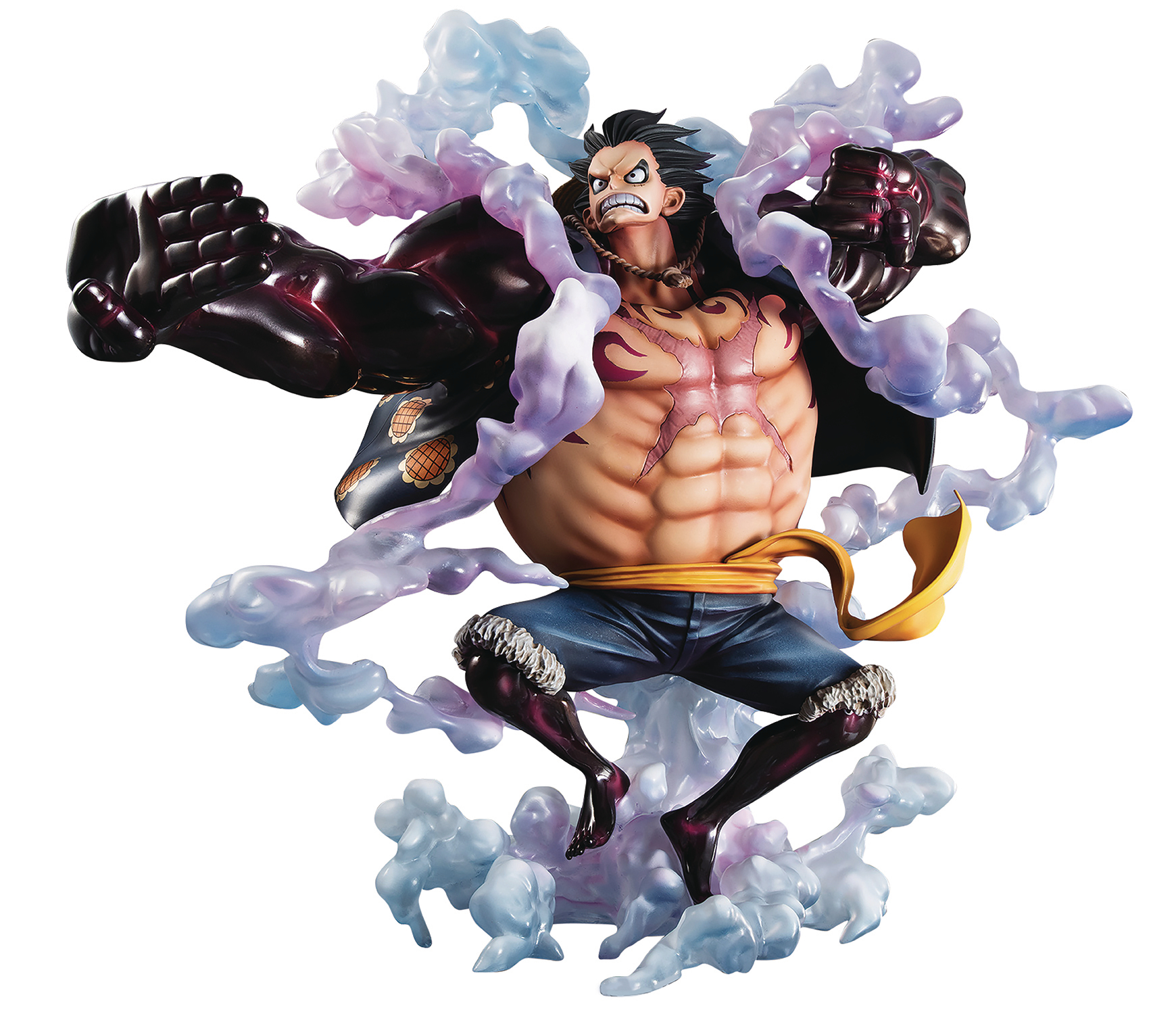 EXCELLENT MODEL LTD OP LUFFY GEAR 4
