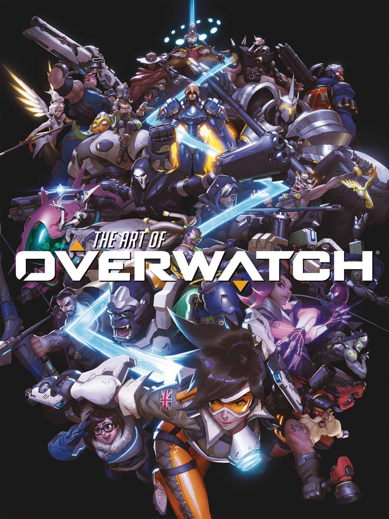ART OF OVERWATCH HC (JUN170078)