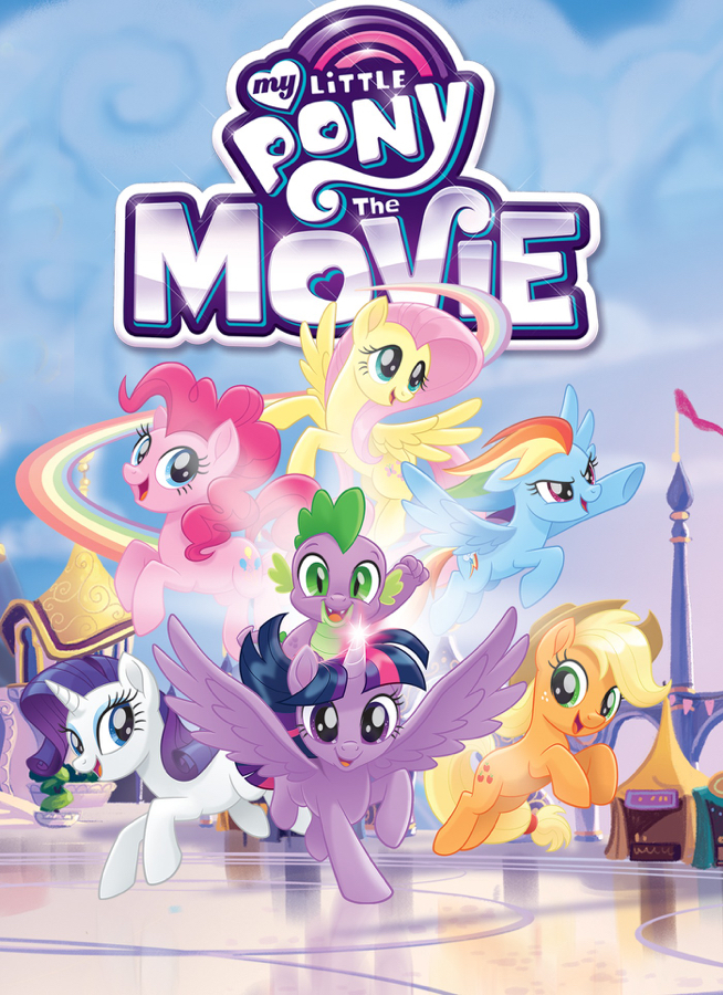 MY LITTLE PONY MOVIE ADAPTATION TP