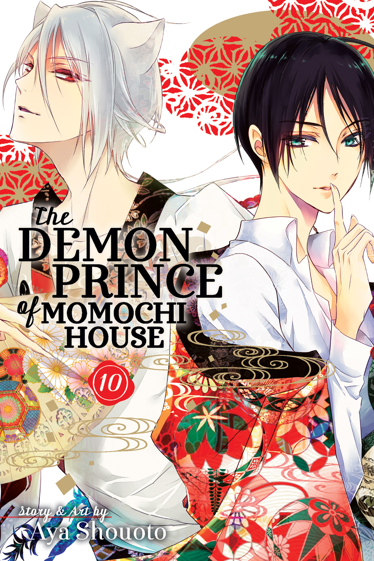 DEMON PRINCE OF MOMOCHI HOUSE GN VOL 10