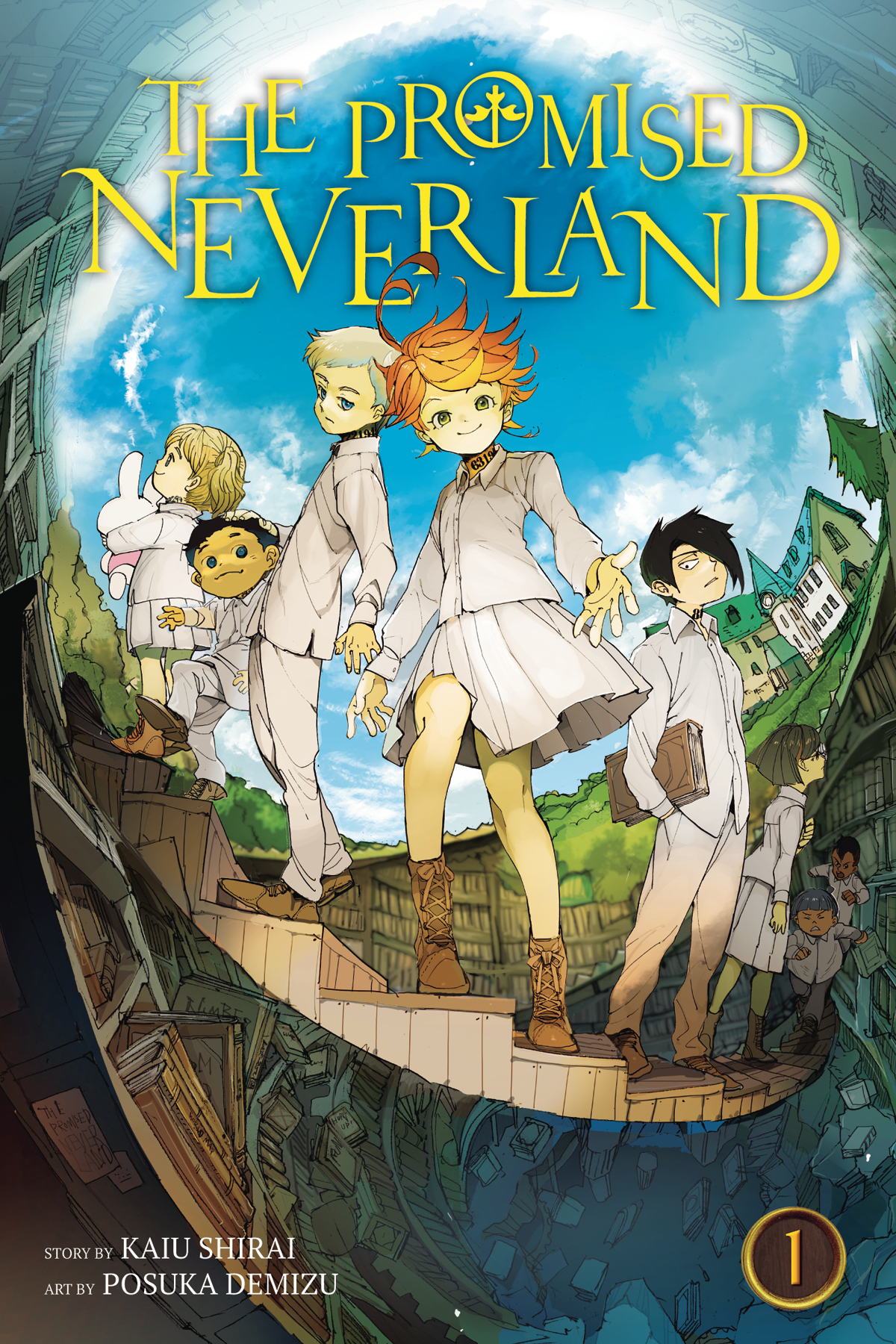 PROMISED NEVERLAND GN VOL 01
