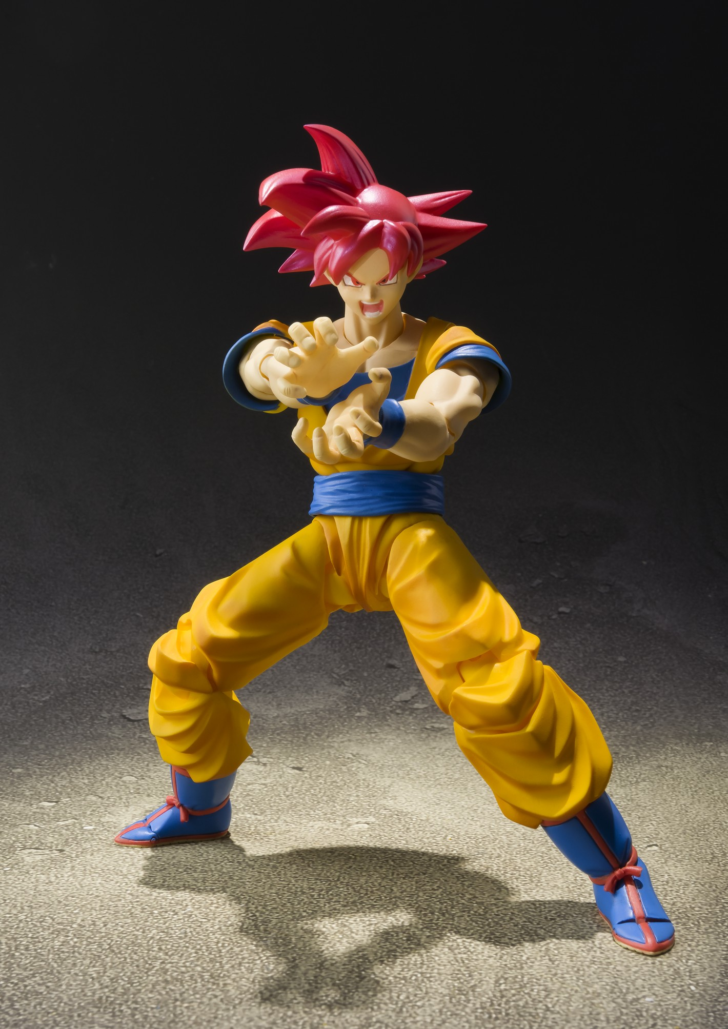 bandai tamashii nations dragon ball z super saiyan goku - HD 849×1200