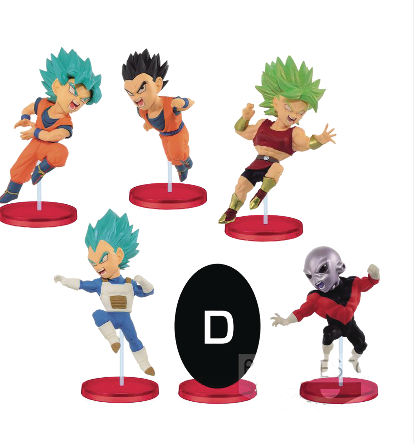 DRAGONBALL SUPER WCF VOL9 FIG INNER CS