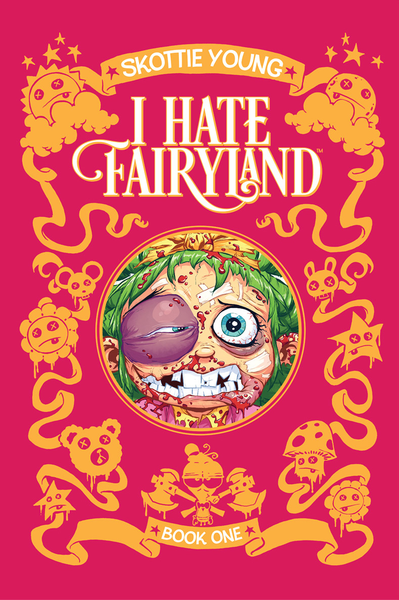 I HATE FAIRYLAND DLX HC VOL 01