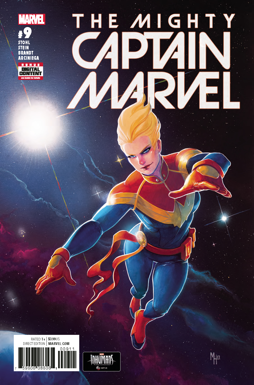 captain marvel 9 preview