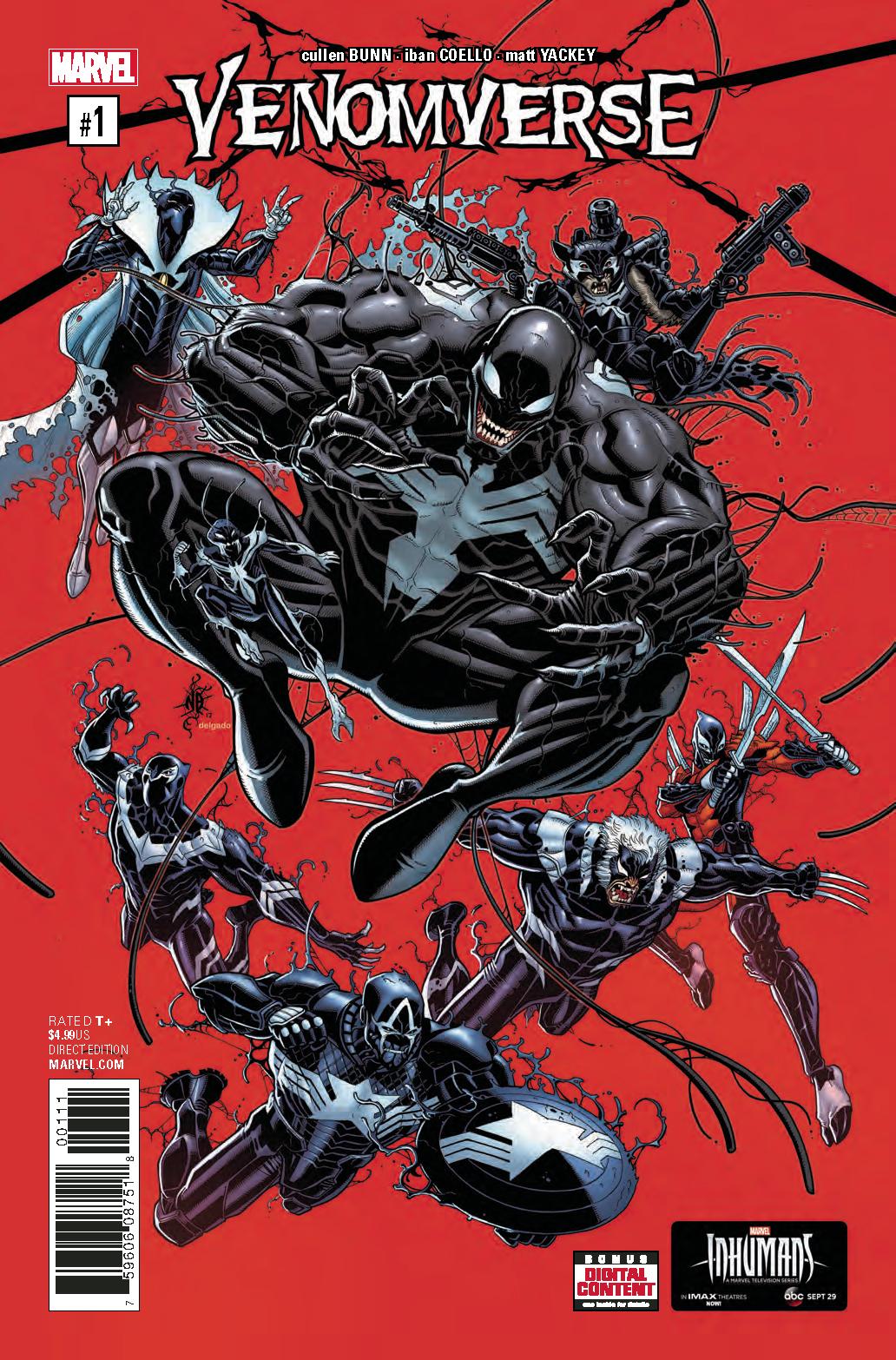 Marvel Select Anti Venom