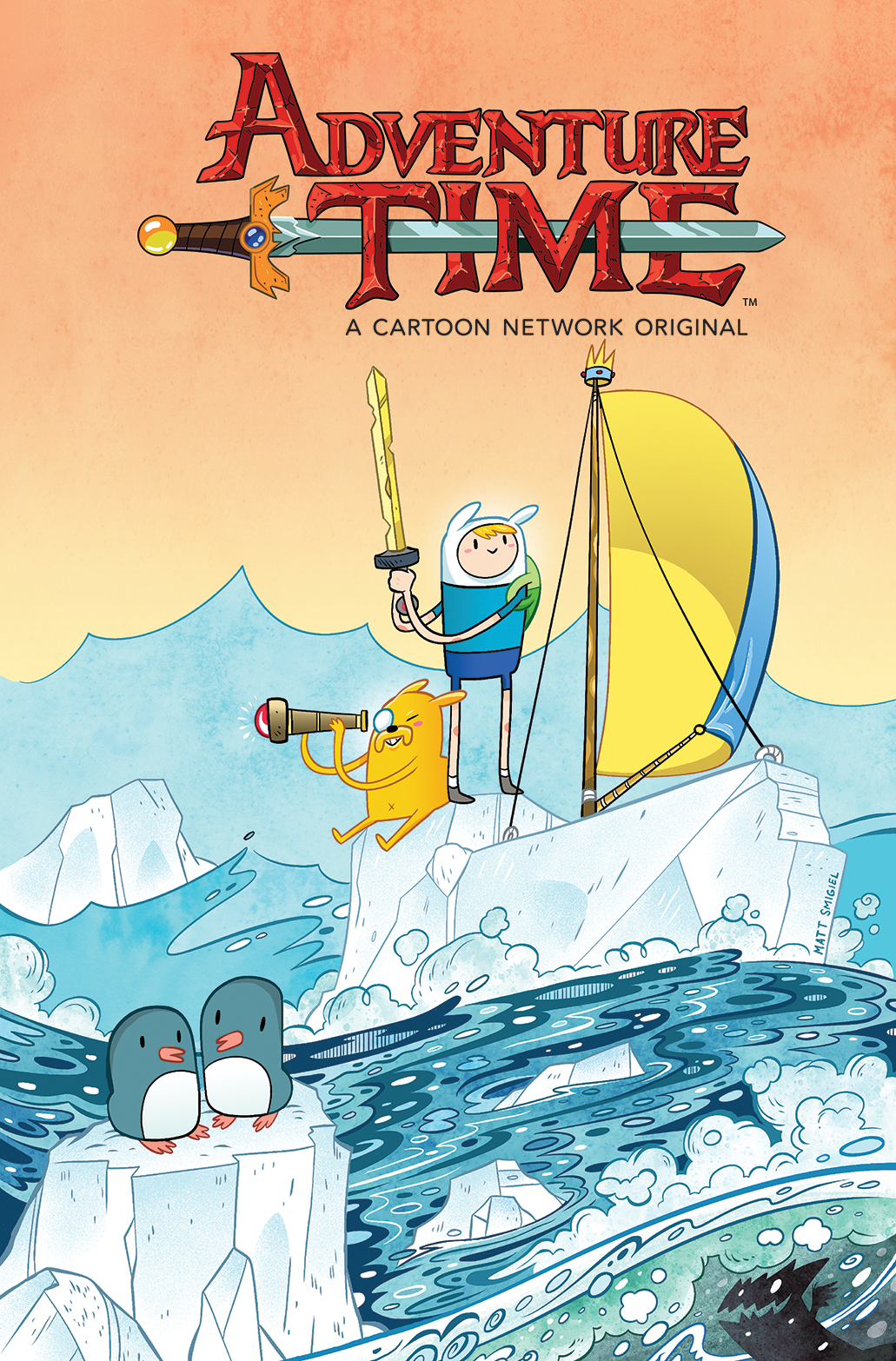 ADVENTURE TIME #68 SUBSCRIPTION SMIGIEL VAR
