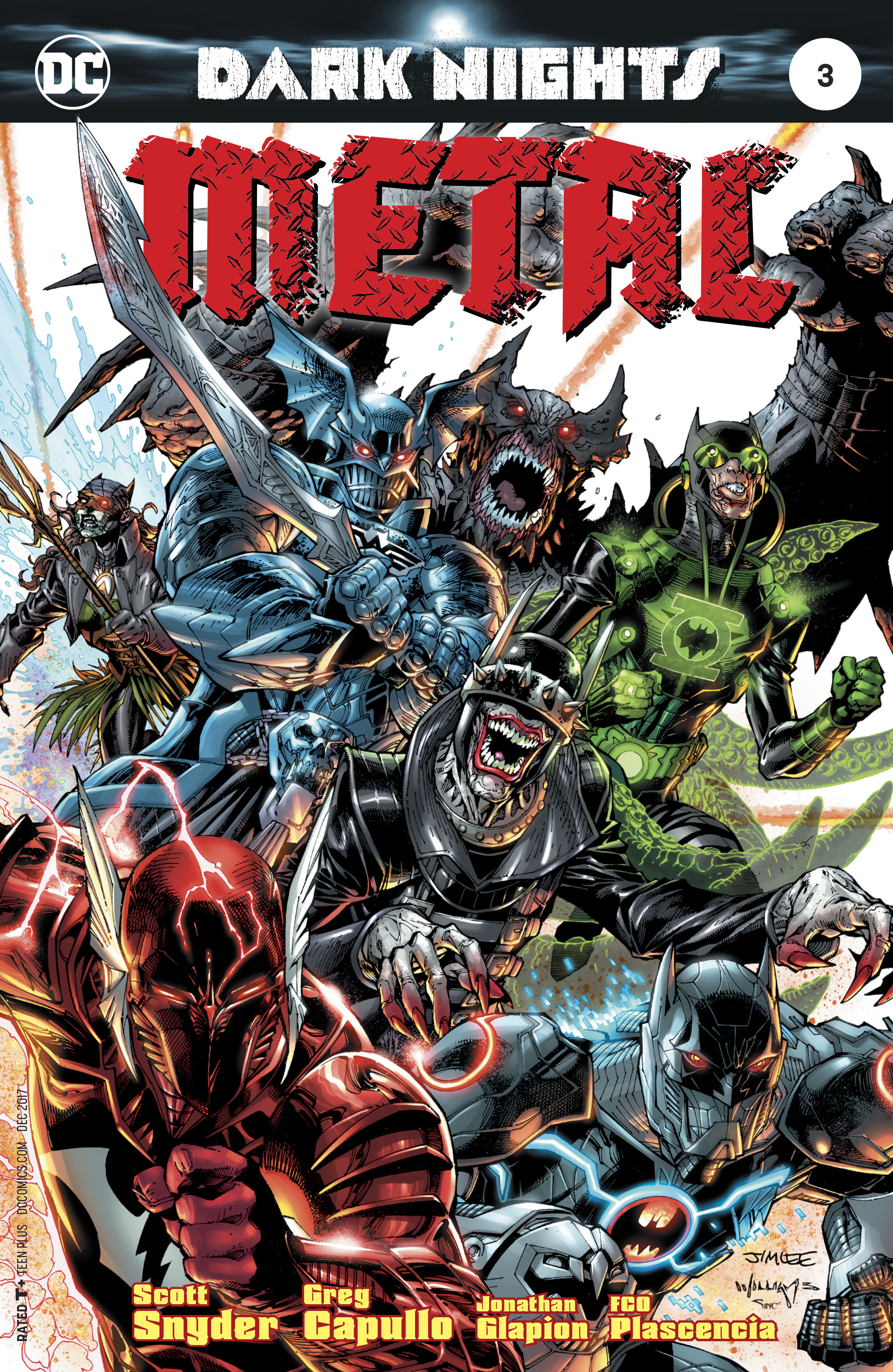 DARK NIGHTS METAL #3