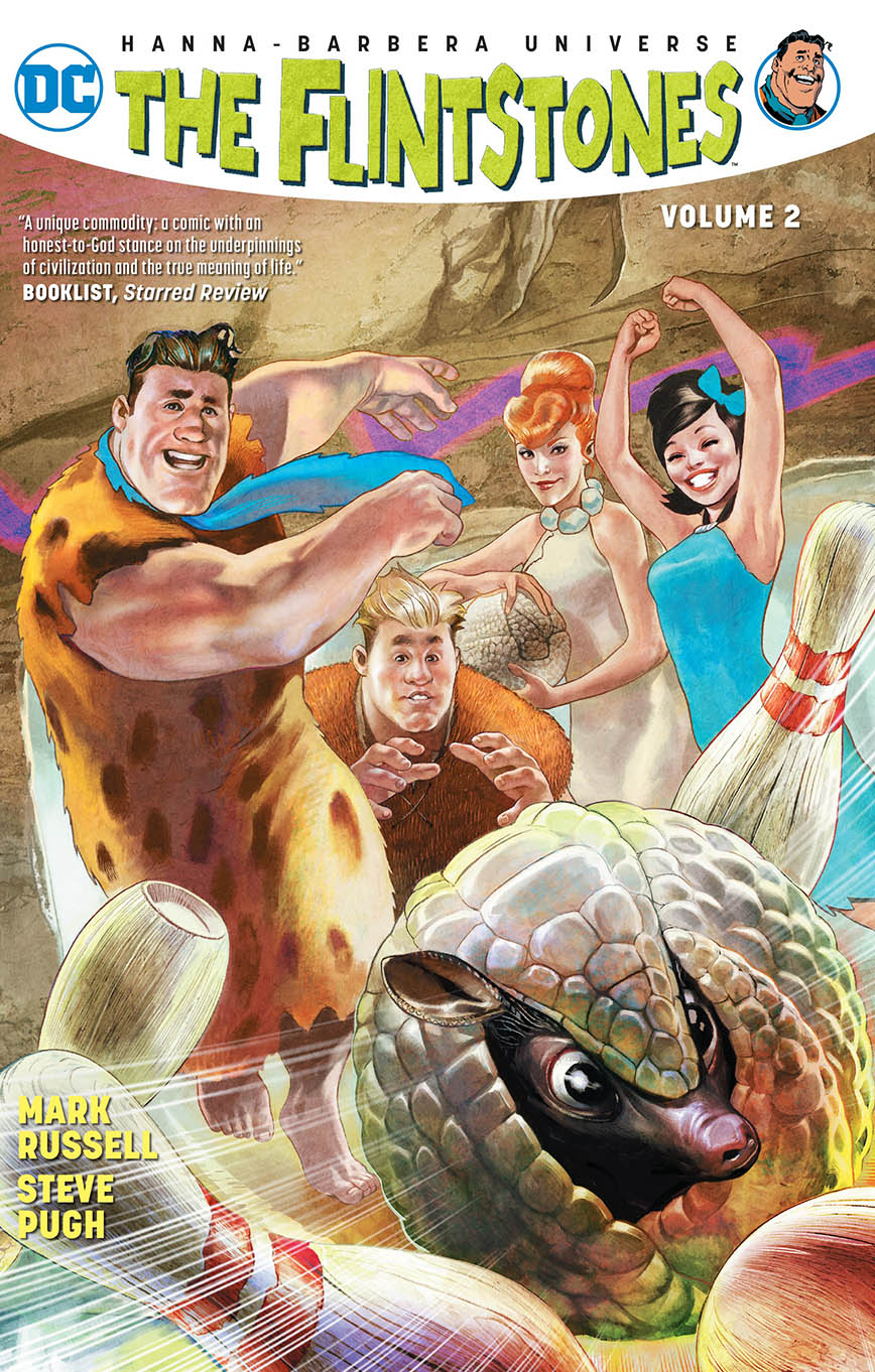 FLINTSTONES TP VOL 02