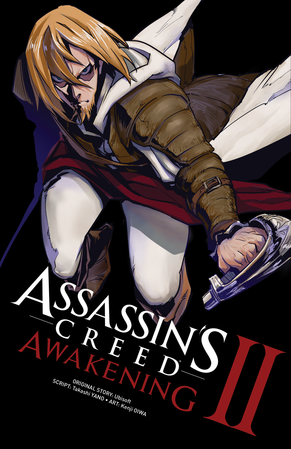 ASSASSINS CREED AWAKENING TP VOL 02