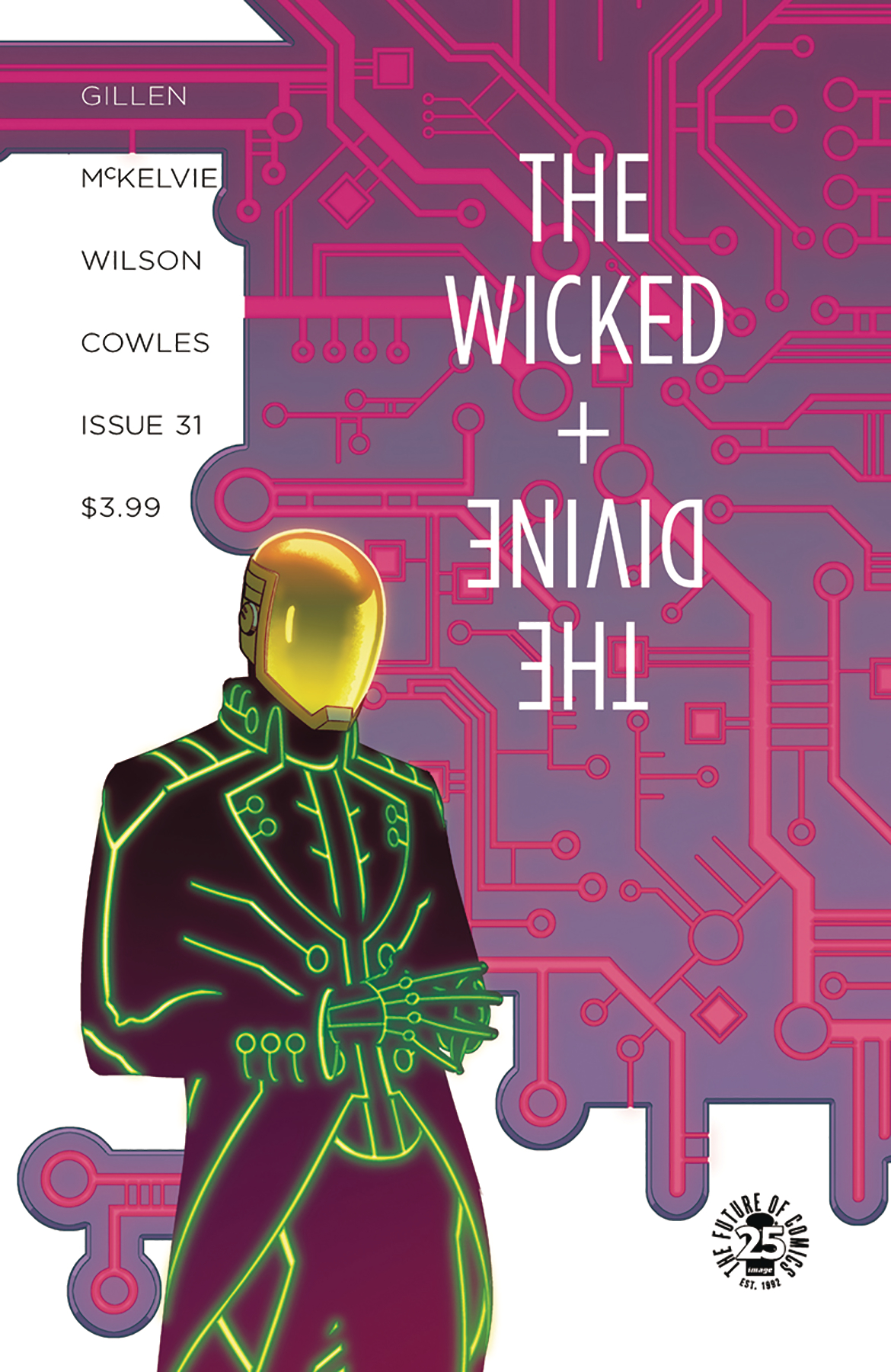 WICKED & DIVINE #31 CVR A MCKELVIE & WILSON (MR)
