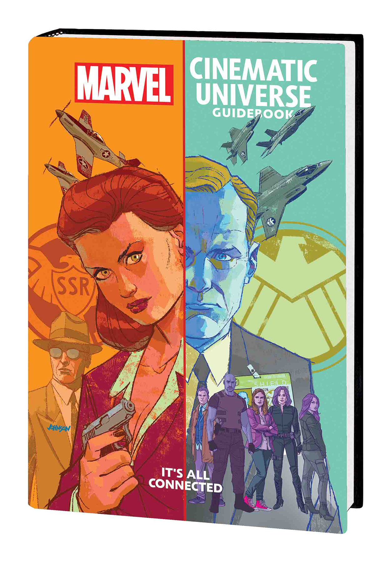 MARVEL CINEMATIC UNIVERSE GUIDEBOOK ALL CONNECTED HC