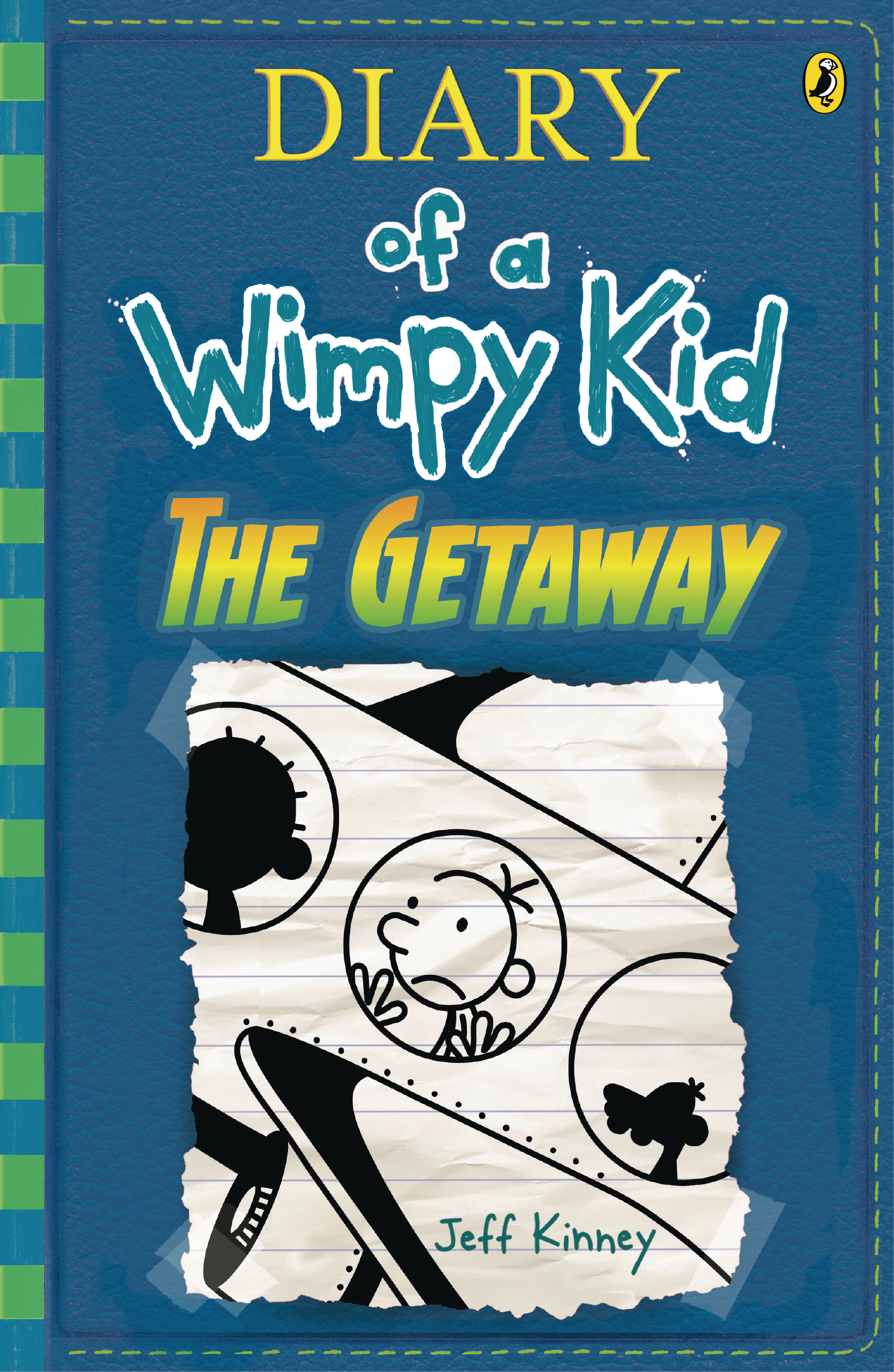 DIARY OF A WIMPY KID HC VOL 12 GETAWAY