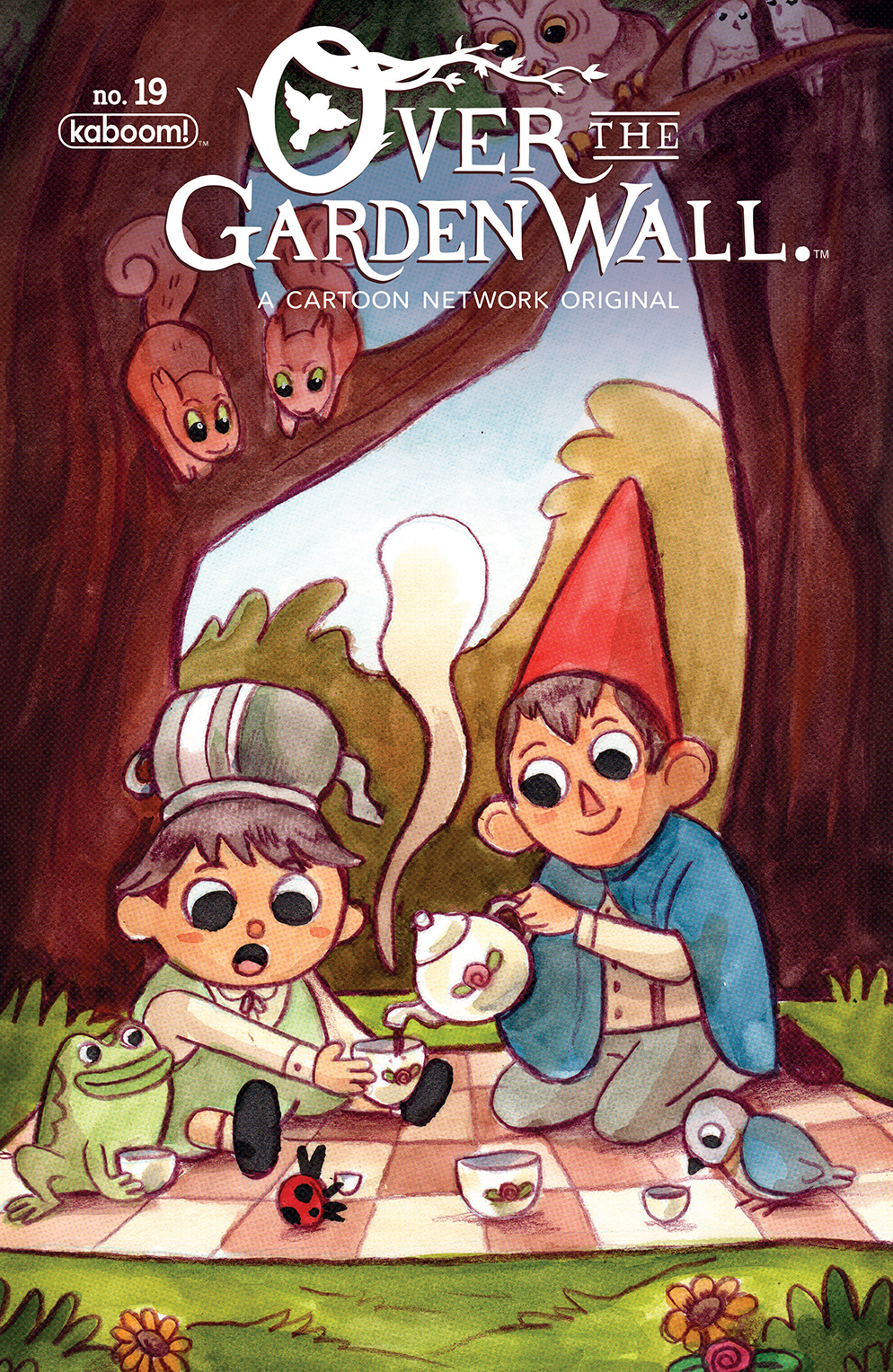 OVER GARDEN WALL ONGOING #19