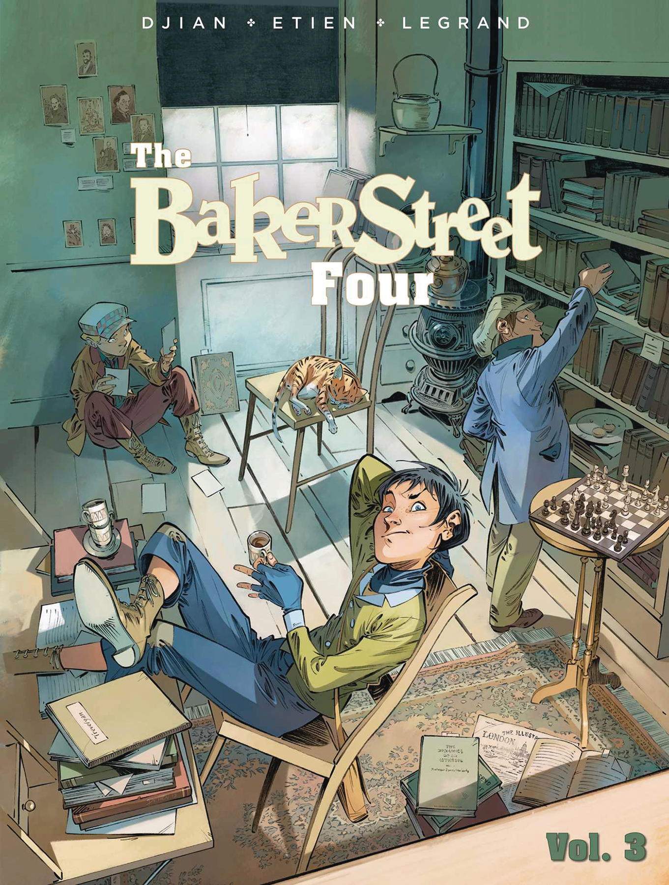 BAKER STREET FOUR GN VOL 03