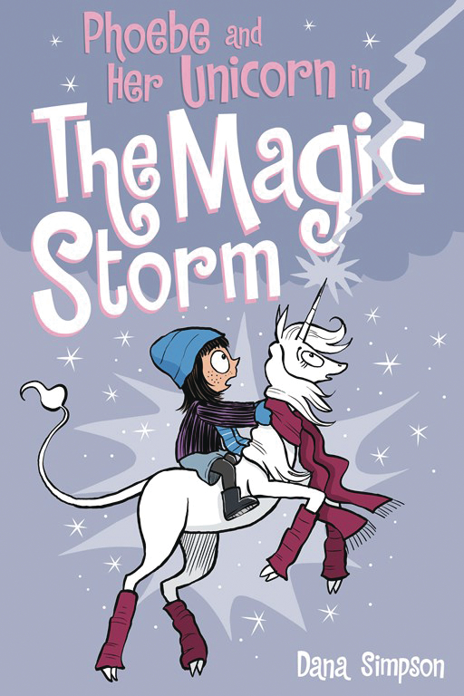 PHOEBE & HER UNICORN GN VOL 06 MAGIC STORM
