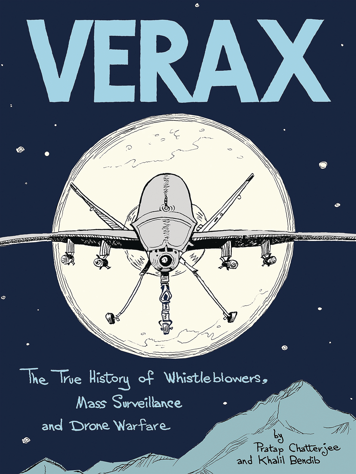 VERAX STORY OF WHISTLEBLOWERS DRONE WARFARE SC